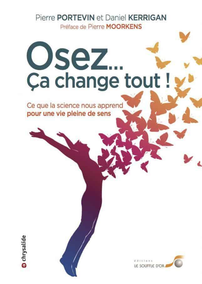 Couverture du livre Osez... ca change tout !