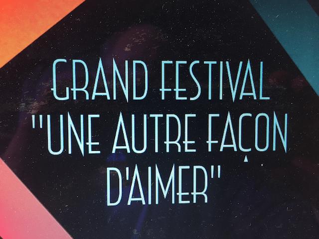 Participation «coup de coeur» au Grand Festival «Une Autre Façon d'Aimer» (Cabourg – 21 & 22 octobre)
