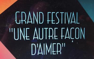 """Participation """"coup de coeur"""" au Grand Festival """"Une Autre Façon d'Aimer"""" (Cabourg – 21 & 22 octobre)"""